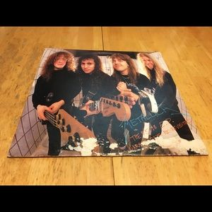 Metallica garage days vinyl original